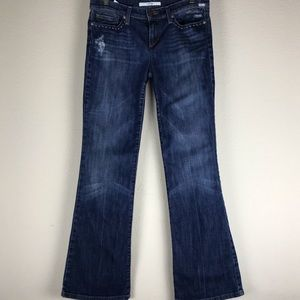 JOE'S Distressed Provocateur Fit Jeans Size W29